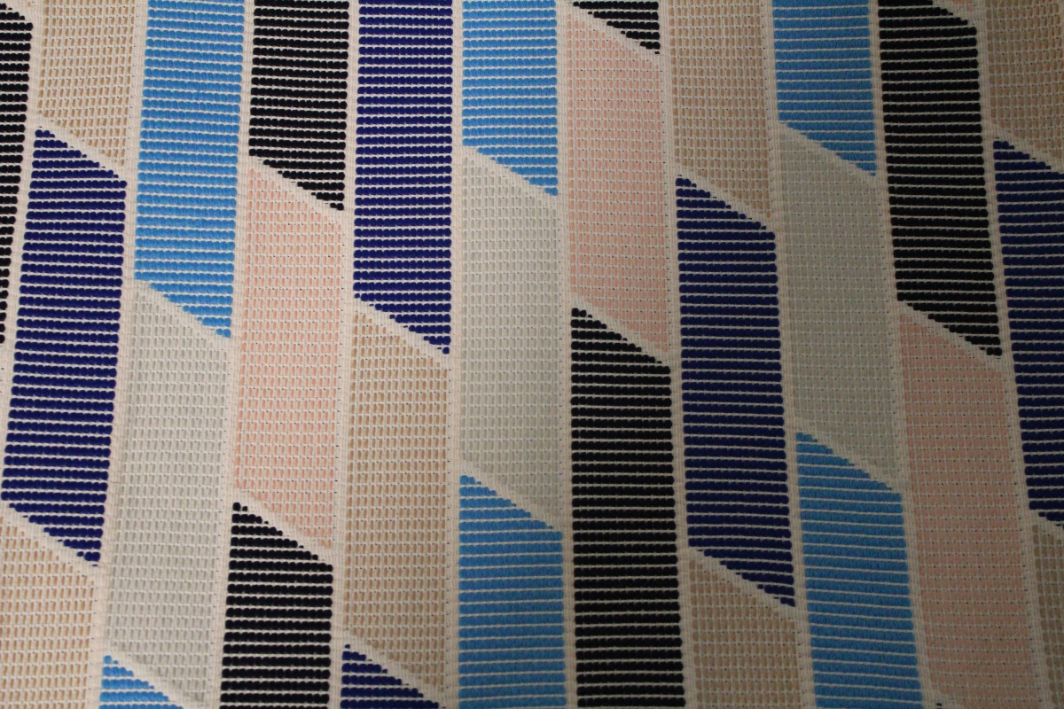 Woven Geometric Fabric